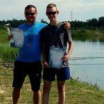 III miejsce Zębaci: Marcin&Kacper